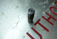 Prepping Gas Tank for Lining (sealing)