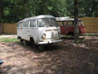 1971 White Rust Bus