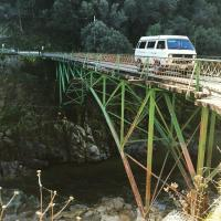 Edwards Crossing on the South Fork of the Yuba River