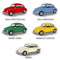 Original colors - 1975 Mexican Beetle