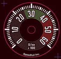 Speedhut rpm gauge