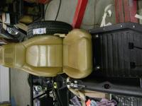 Berrien Chassis...Miata seats mounted