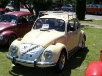 Hitest '71 Shantung Yellow Beetle