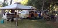 Sweet campsite!
