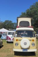 Bay Window Westfalia at The Ranch Run 2015