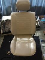 Seat finished