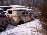 Bus up for auction in MO