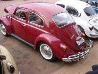 '68 red Beetle