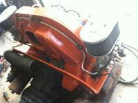 1969 Westy engine