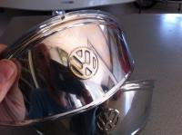 Vw logo eye lids