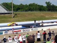 Drag Racing at BugOut 76