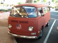 Bus in Scottsdale