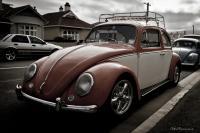 1960 Beetle DIY paint job