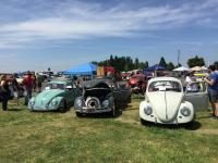 Panicman at the 2015 Northwest Bug Run