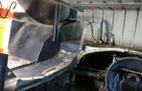 1967 Dirty Engine Bay