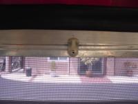 70 camper screen lock