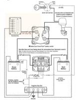 Blue Sea Systems add-a-battery wiring diagram
