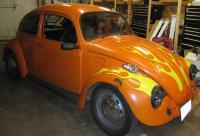My 1975 Beetle