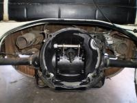 front engine compartment rubber