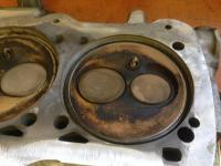 o-ring on cylinder head