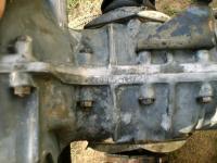 split case transmission VW rebuild stamp