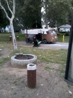 Campout at Prado