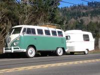 1967 Bus / 1969 Eriba Puck