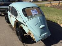 NCdad 1966 vw beetle