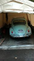 Engine and garage