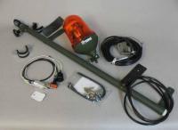 NOS Iltis Military Beacon Light Set