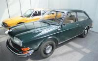 Early 411 Sedan in EFA Museum, Amerang, Bavaria