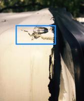 Westy fiberglass repair