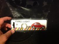 Light up key chain