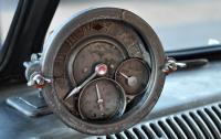 Steampunk Speedometer