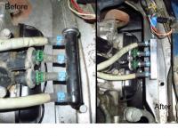 Vanagon Fuel Rails