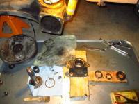 Vanagon wheel bearing replacement