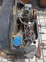 40HP motor