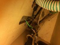 Water tank sensor