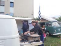 Food truck at Camberg