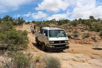 Tristar off roading
