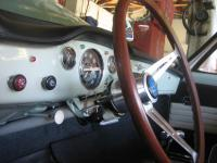 Euro tail lights, Albert mirror, covered dash cap