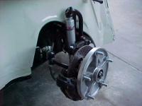 Wide 5 disk brakes
