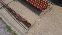 Dormobile roof parts