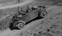 Early 42 Kubelwagen