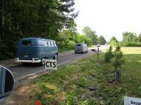 leaving CTS for Farmington Dragstrip