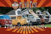 Floyd Fest the VW section