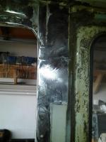 above door pressing fix