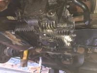 engine oil leak pics