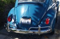 vw bug 1964 bumper car