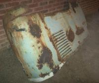 Chopped Up 66 Rear End